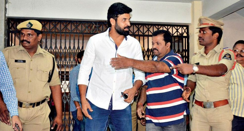 Drug Bust In Tollywood