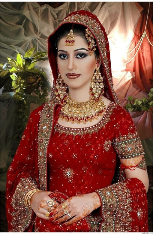 Dulhan Dress - Wedding Dresses