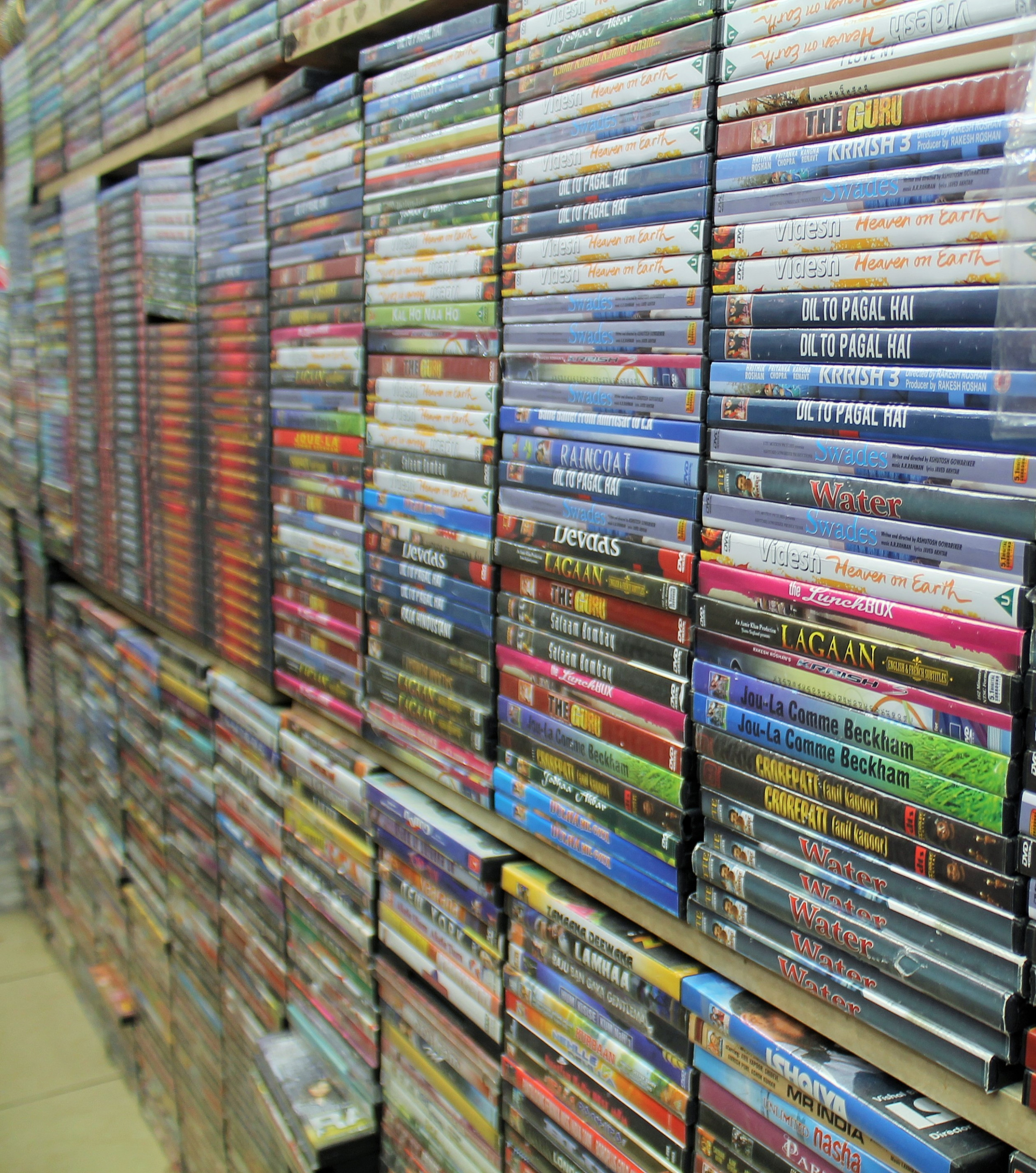 DVD - SAREE BOLLYWOOD