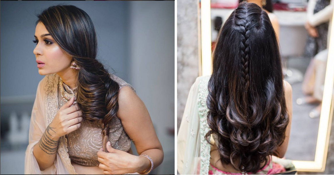 Easy Bollywood Hairstyles - Our pick of Fab DIY Hairstyles ..