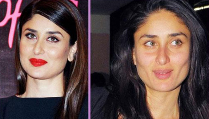 Eight Bollywood actresses without makeup | Aaj News