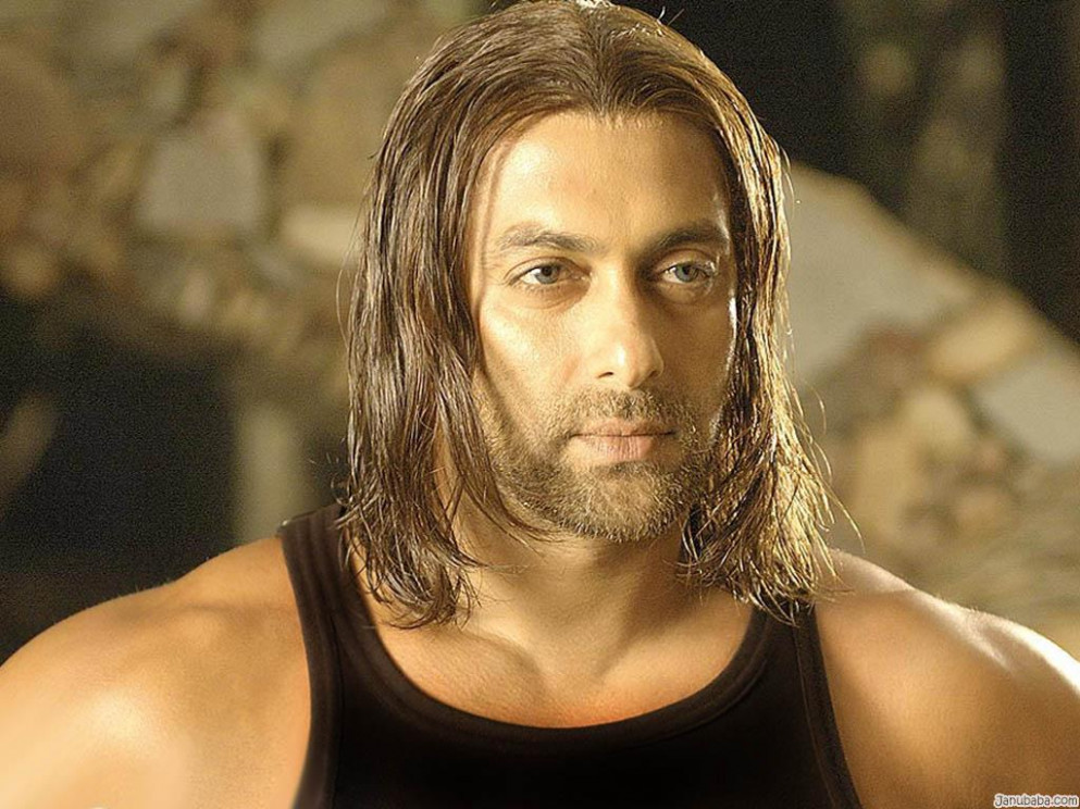 Entertainment: Bollywood Hero Salman Khan Wallpapers