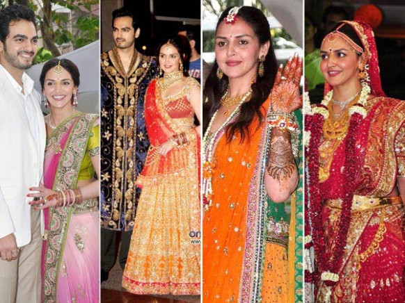 Esha Deol & Her Wedding Affairs - Boldsky.com