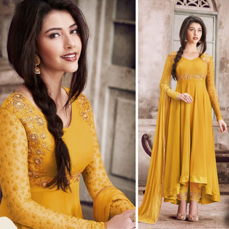 Ethnic Indian Pakistani Salwar kameez Bollywood Party Wear ...