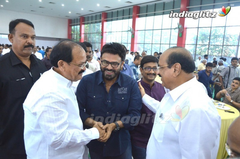 Events - Tollywood Celebs @ M Venkaiah Naidu Greet and ...
