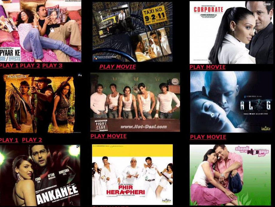 everything is best here: watch bollywood movies online ...