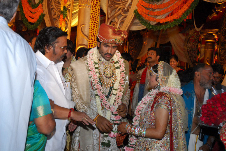 Exclusive Tollywood Stars 'Marriage' Photos... ~ Youth Garden