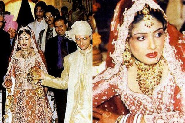 FAMOUS BOLLYWOOD ACTRESSES AND THEIR WEDDING DAY LOOK ...
