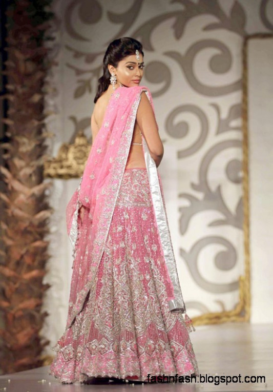 Fashion & Fok: Indian-Pakistani Bridal-Wedding Dress ...