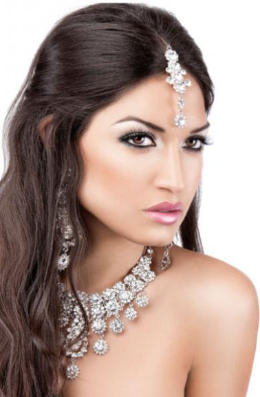 fashioning and style: Indian Bridal Make_Up