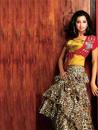Film Industry: Bollywood singer Shreya Ghoshal Biography