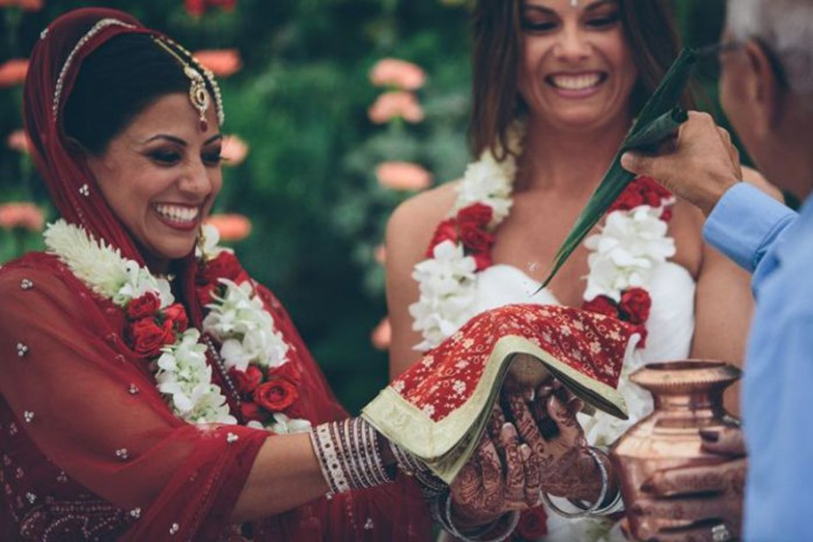 First Indian Lesbian Wedding - The Logical Indian