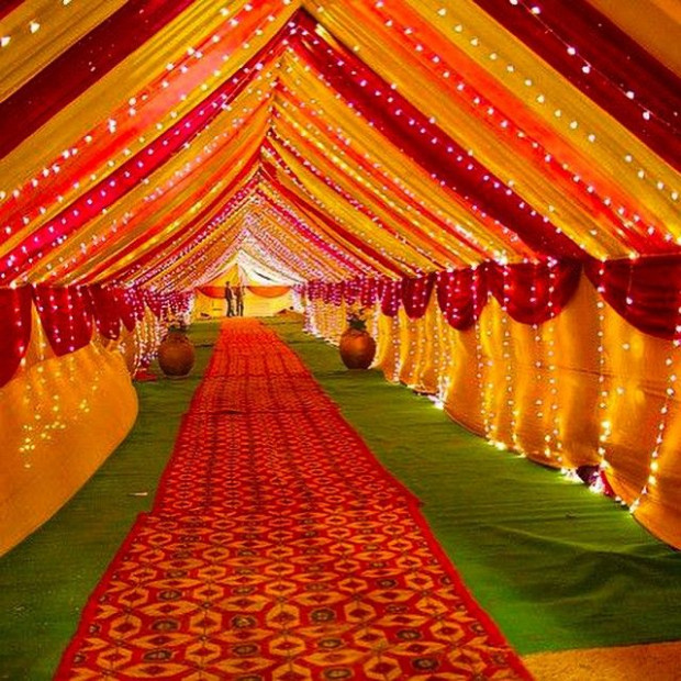 For the love of Indian wedding decor ️ tag someone who's ...