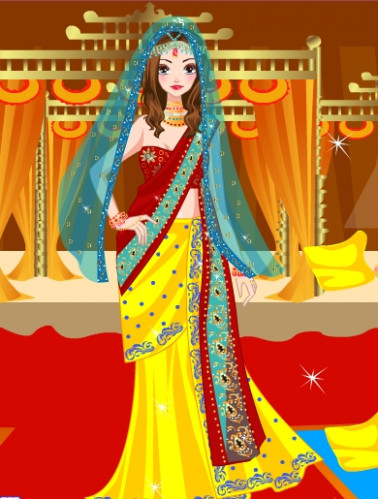 Free Online Games Of Traditional Indian Wedding Dress Up ...