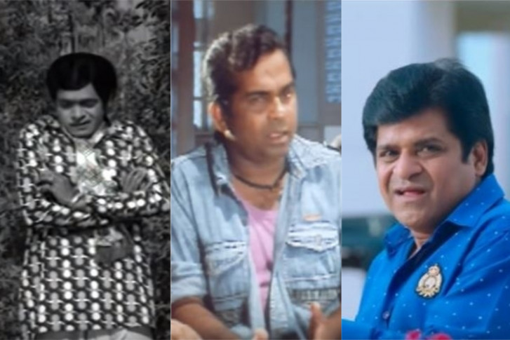From Raja Babu to Ali and Brahmanandam: The greatest of ...