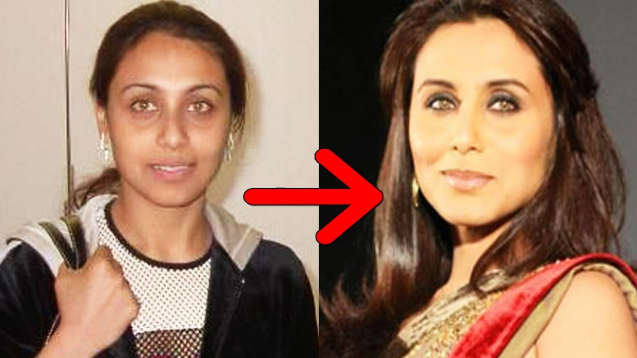 Funny & Shocking Pictures Of Bollywood Celebrities Without ...
