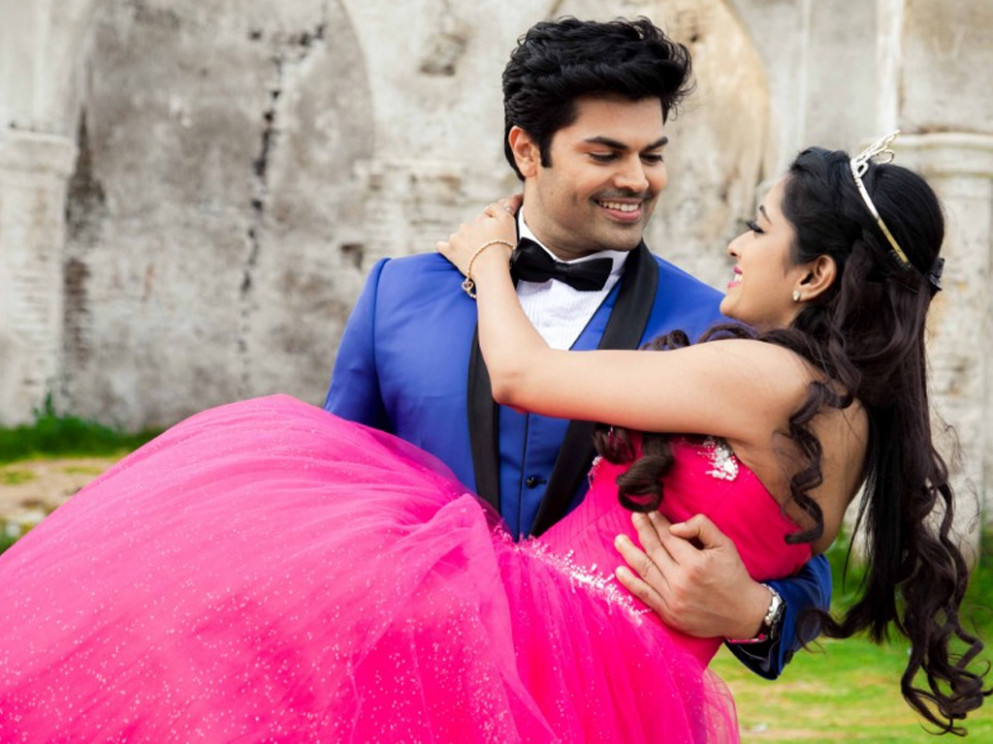 Ganesh & Nisha Pre Wedding Shoot