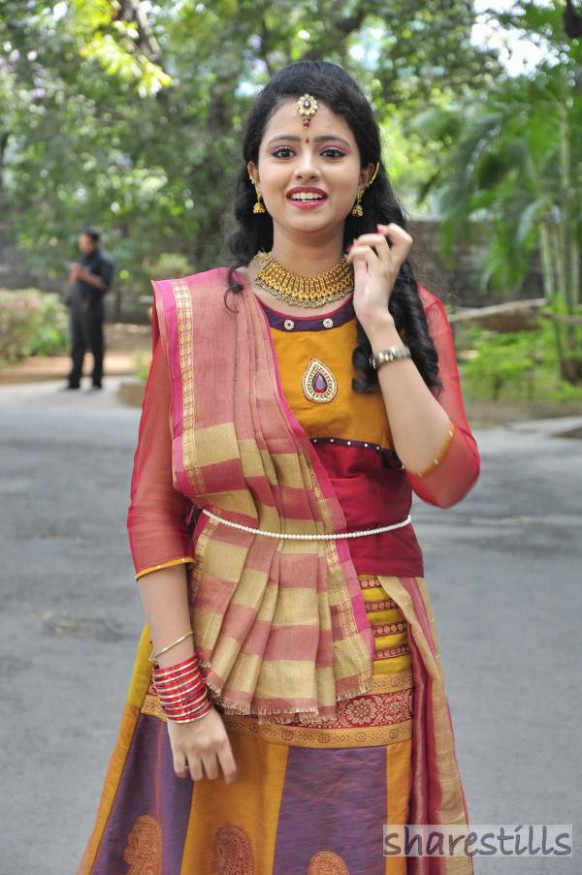 Geethanjali Tollywood Actress Cute Photos Photo 2