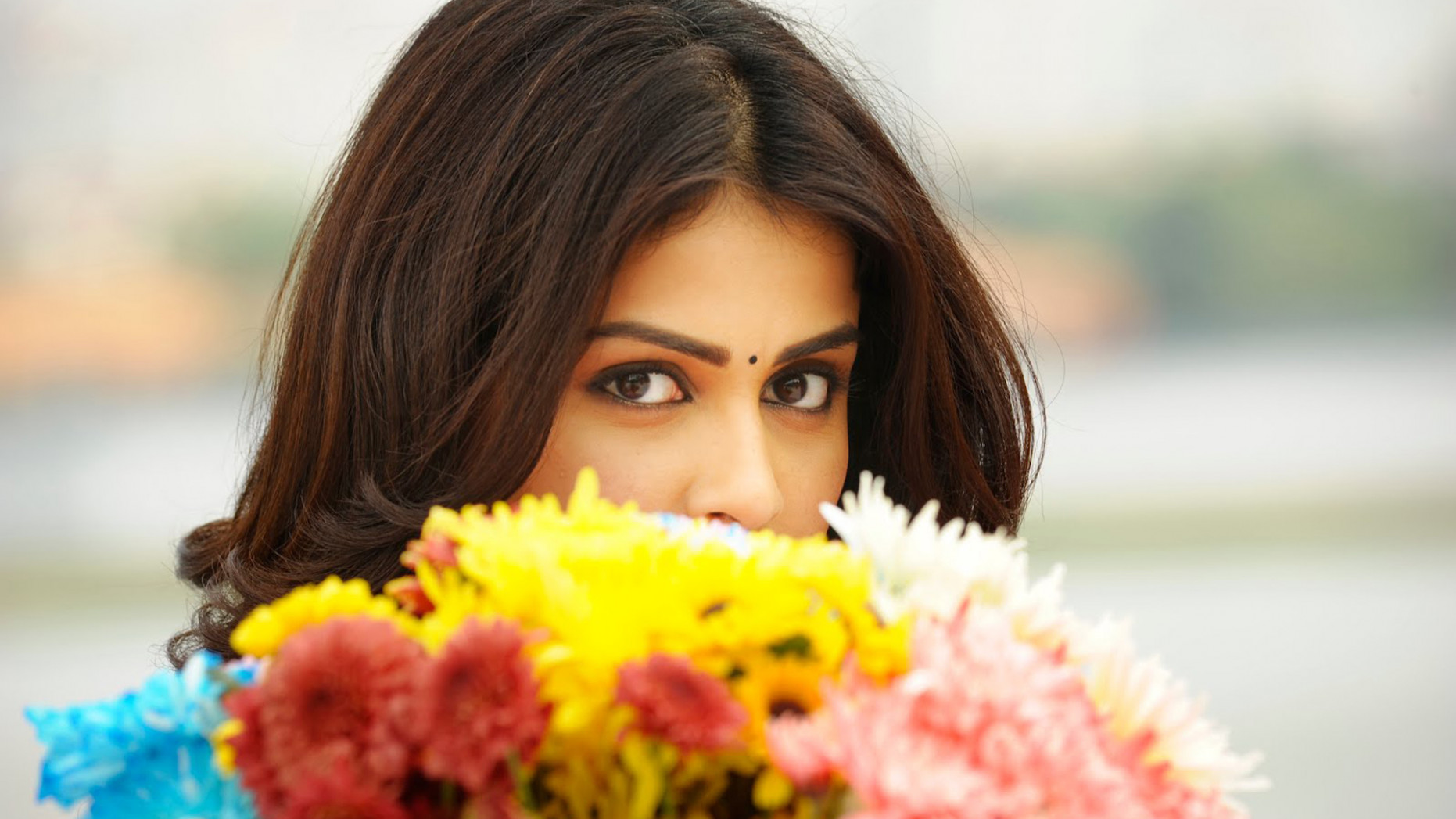 Genelia in Telugu Movie #4166607, 1920x1080 | All For Desktop