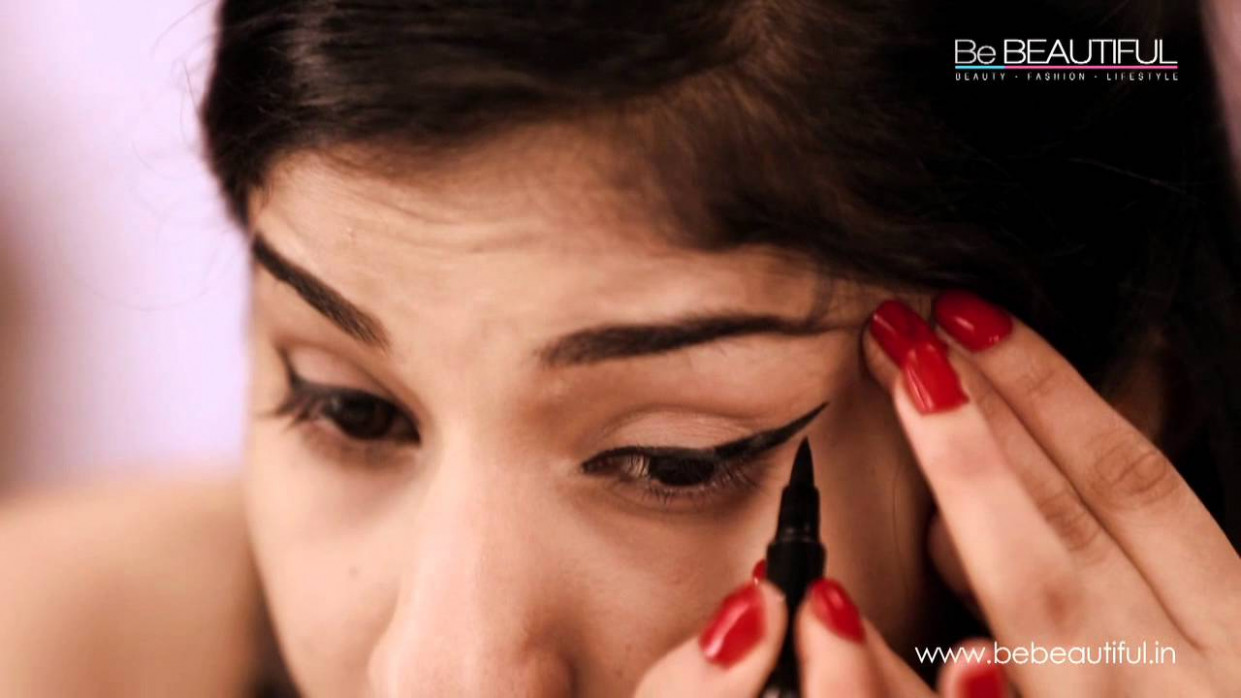 Get the Bollywood Inspired Retro Look - YouTube - retro bollywood makeup