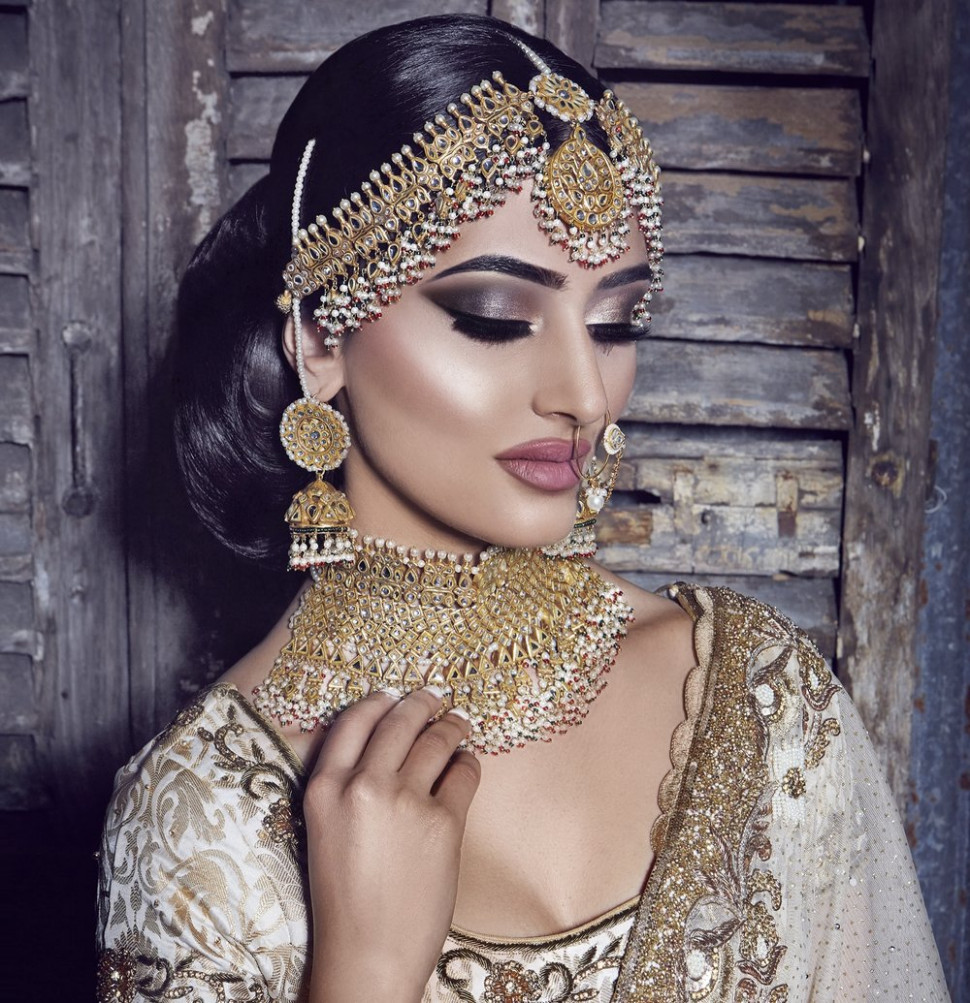 Glimour Jewellery: Asian Indian Bridal Wedding Jewellery ...
