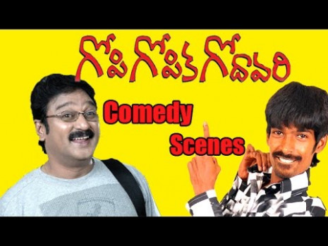 Gopi Gopika Godavari All Comedy Scenes || Tollywood Comedy ...