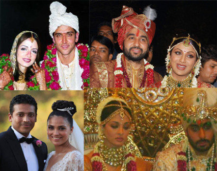 Gossip Ceylon: Bollywood Actress Wedding Photos & Videos