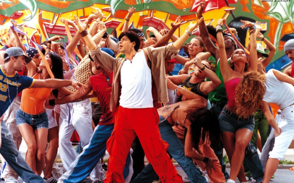 Growing Up With Bollywood