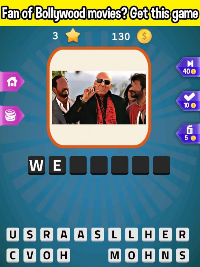 Guess the Bollywood Movie Quiz - Android Apps on Google Play