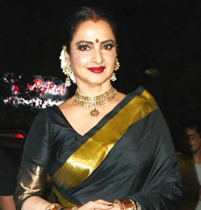 Happy birthday Rekha: Your favourite TV actresses have a ...