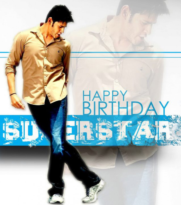 Happy Birthday Superstar Prince Mahesh !! ~ Welcome to ...