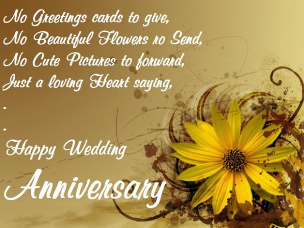Happy Wedding Anniversary Wishes Quotes Whats app Status ...