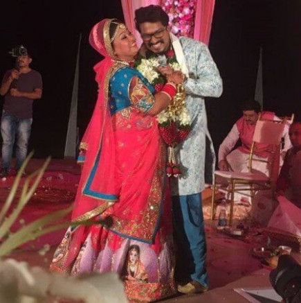 Harsh Limbachiyaa and Bharti Singh Marriage Photos | Full ...