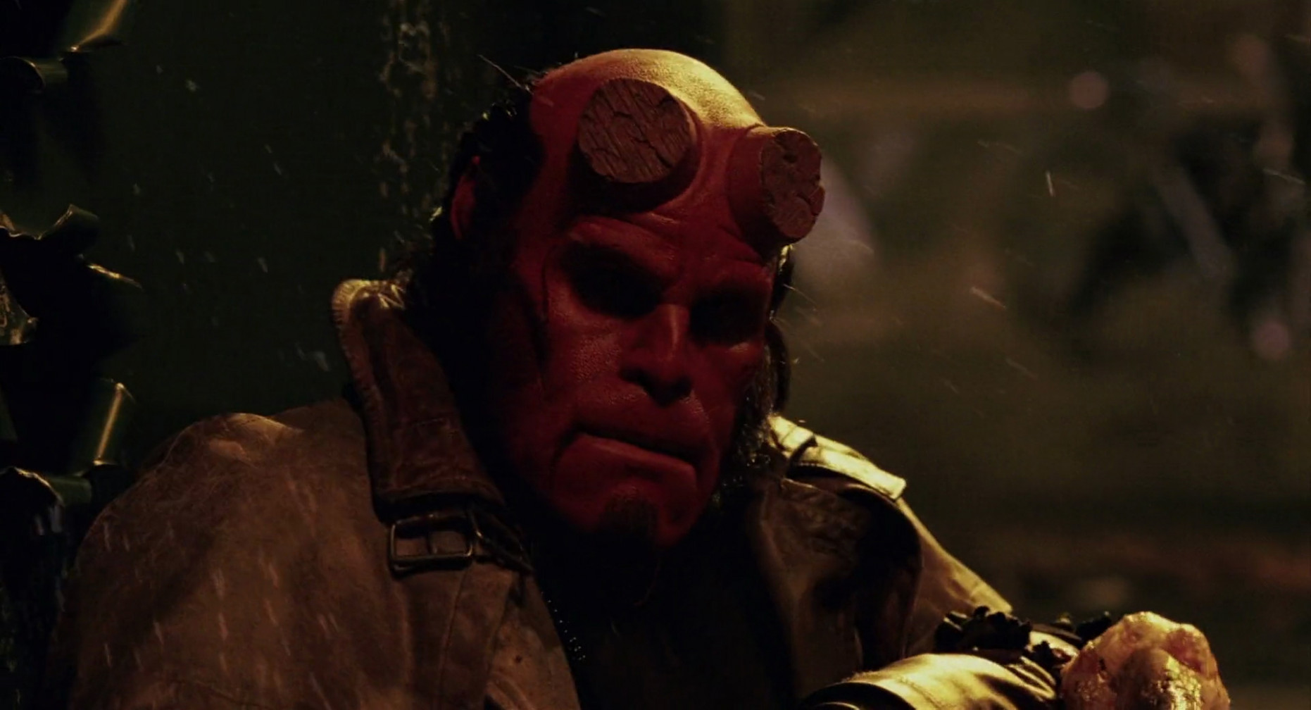 Hellboy 2004 Movie