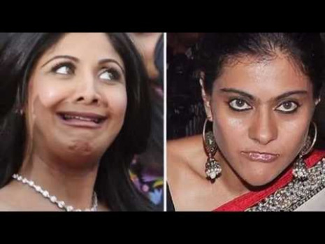 Heroines Without Makeup TOLLYWOOD AND BOLLYWOOD - YouTube
