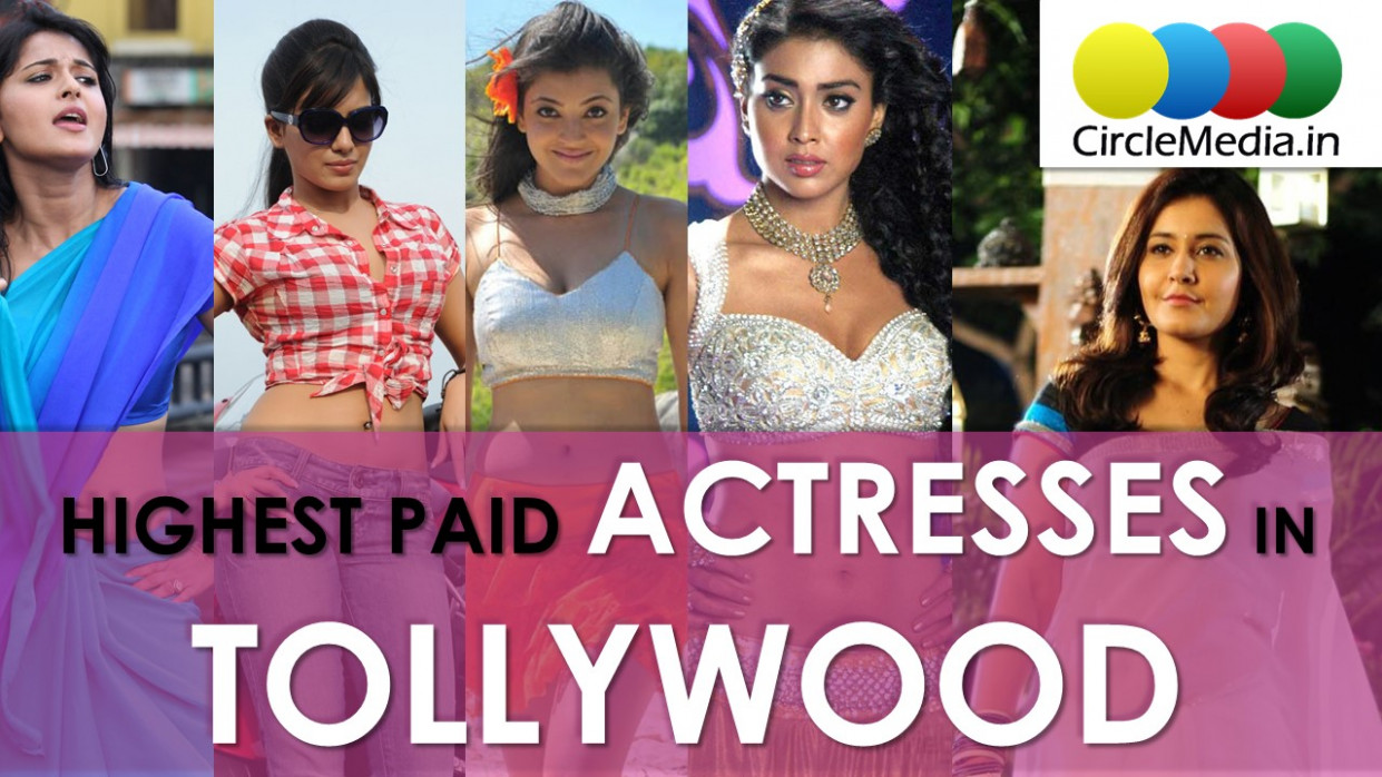 Highest Paid Actresses in Tollywood | Telugu Heroines ...