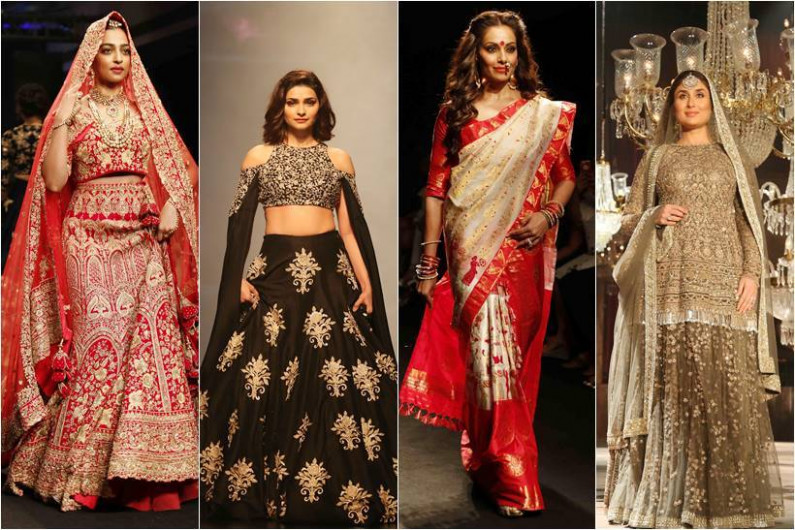 Highlights of Lakme Fashion Week 2016 | Indian Fashion Mantra - bollywood bridal show