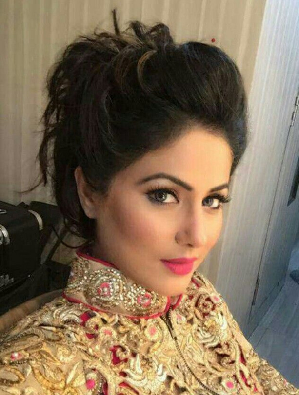 Hina khan(Akshara) | Makeup and skin care | Pinterest ...