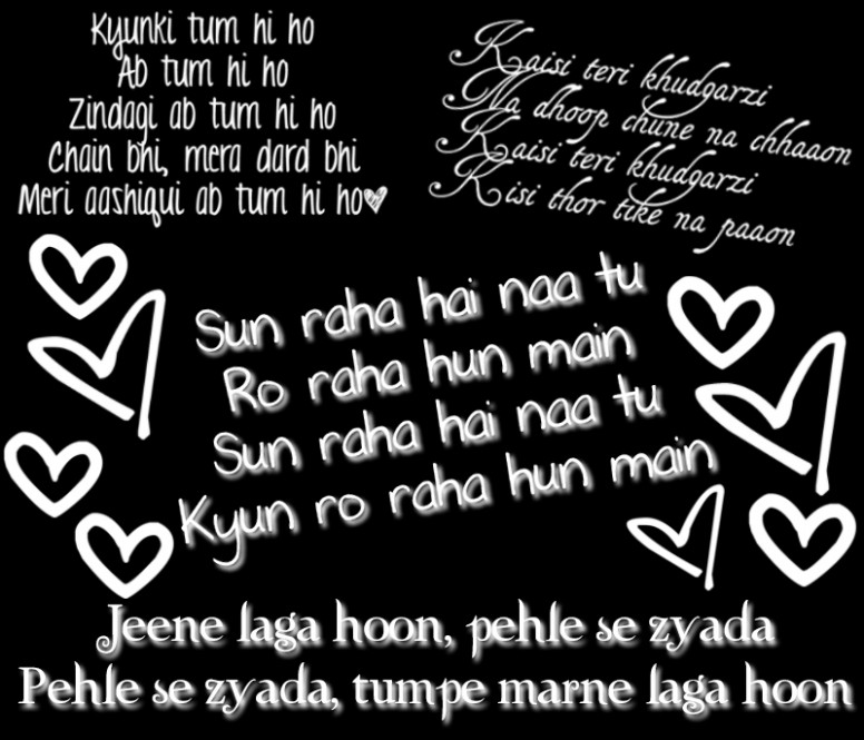 Hindi Love Song Lyrics Quotes | Anti Love Quotes