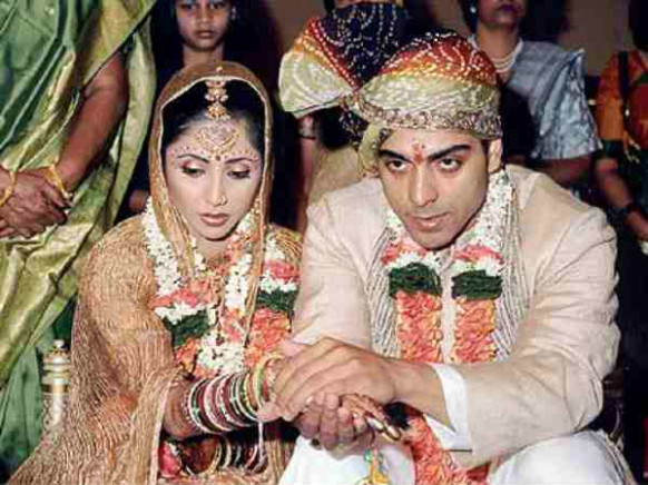 Hindi TV Serial Actor Actress Wedding Photos