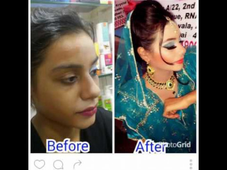 Hollywood and Bollywood Actors makeup done by Yaskhaleej ...