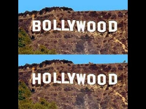 Hollywood vs Bollywood amazing difference - YouTube