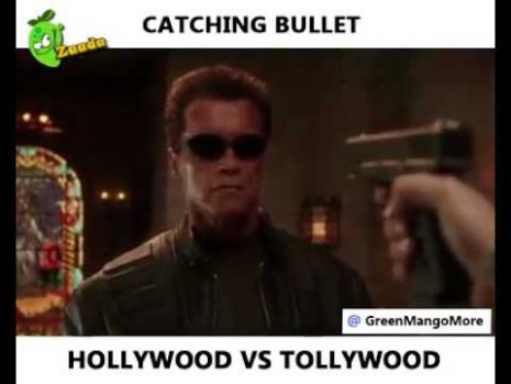 HOLLYWOOD VS TOLLYWOOD - YouTube