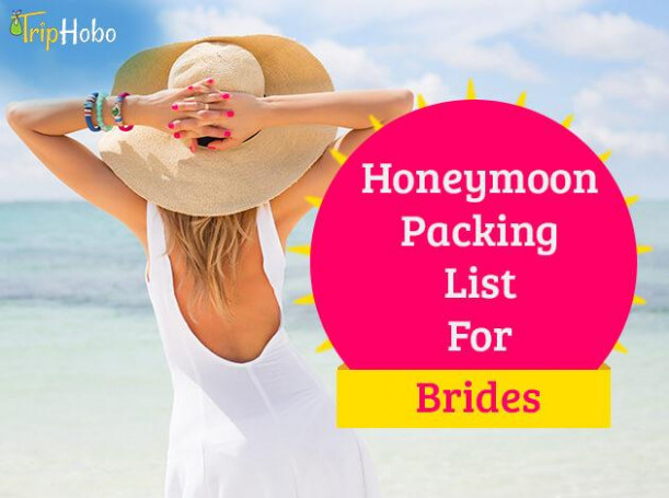 Honeymoon Packing List For Bride - All The Essentials ...