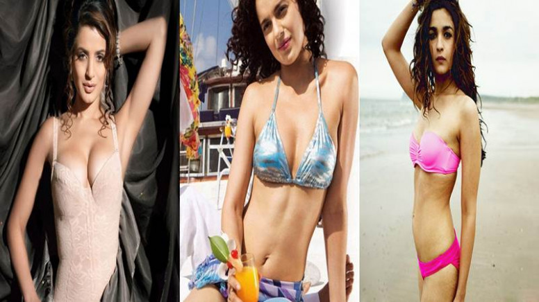 Hot and Sexy! 10 Bollywood actresses and their sizzling ...