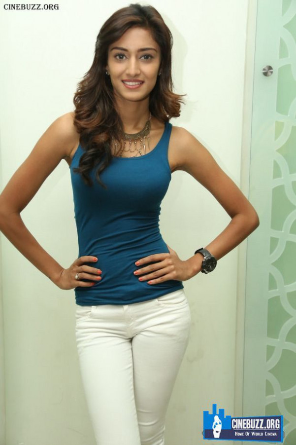 Hot Pics of Erika Fernandez in Jeans Top | Tollywood ...
