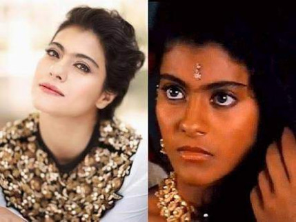 How has Kajol and other Indian film actresses changed ...
