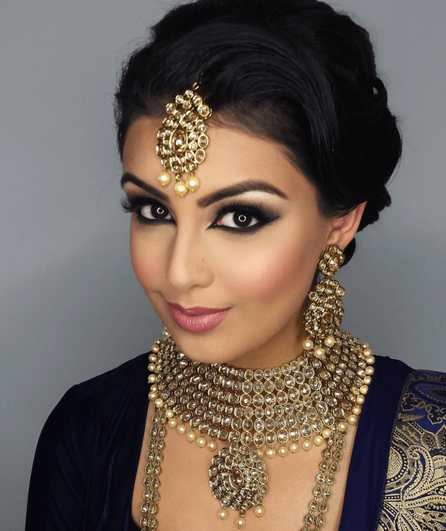 How To Choose Your Bridal Makeup Artist For An Indian ...