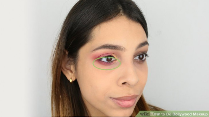 How to Do Bollywood Makeup (with Pictures) - wikiHow