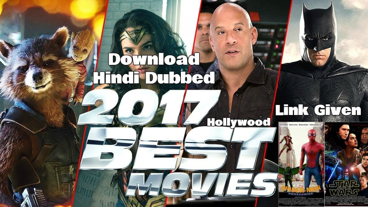How to Download 2017 Latest Hollywood Movies in Hindi ...